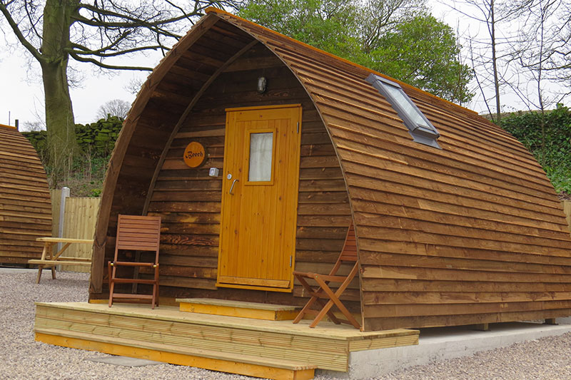 Clarion Lodge Campsite & Wigwams