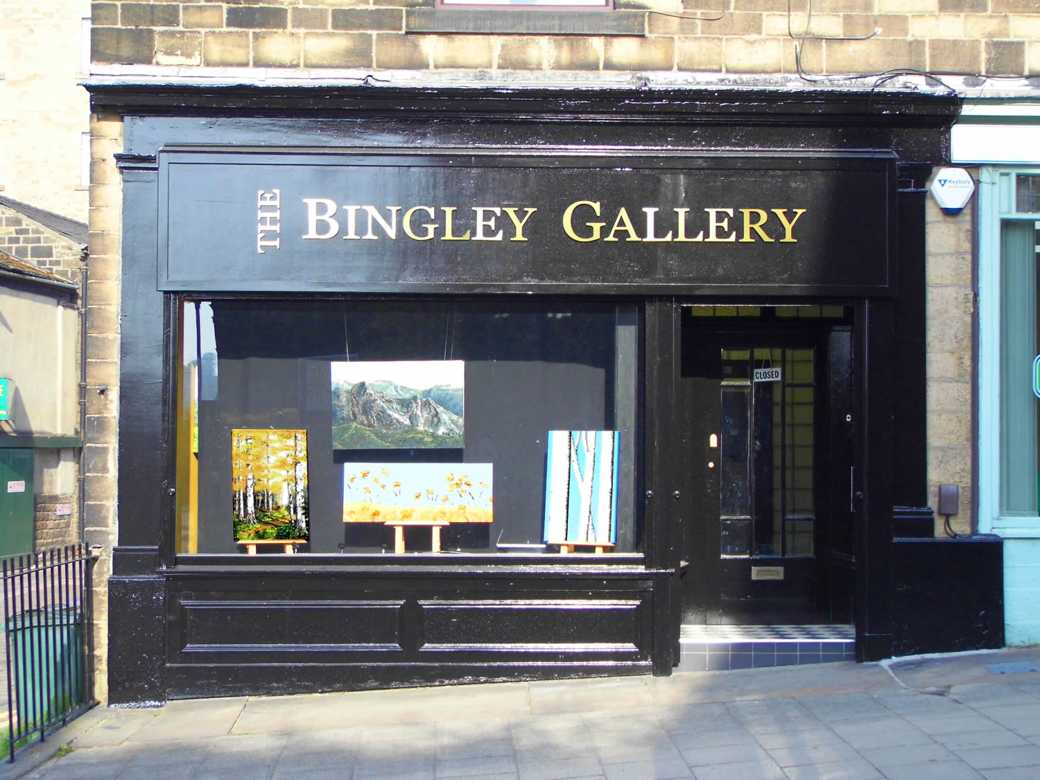 The Bingley Gallery