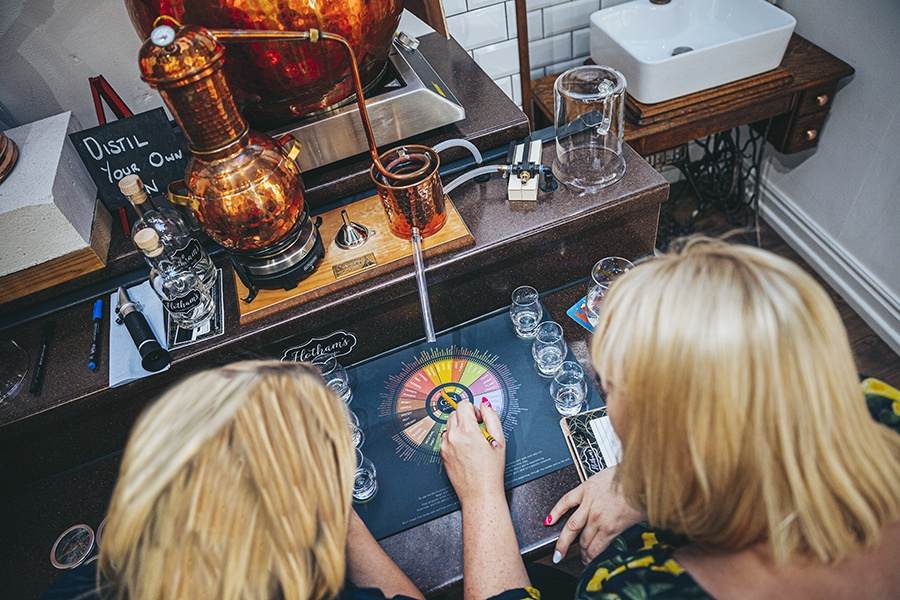 Distil Your Own Gin