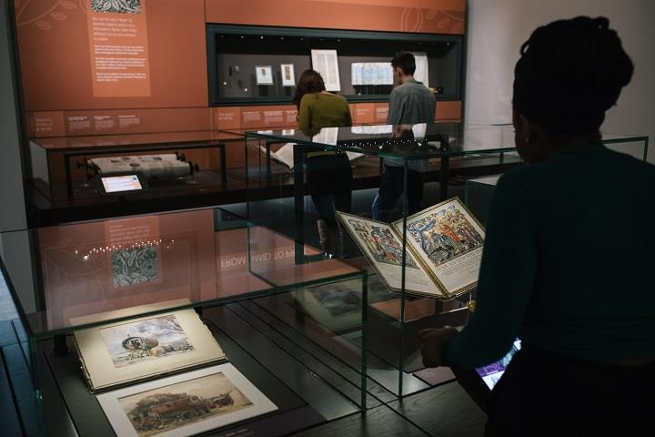 Treasures of the Brotherton Gallery. Image © University of Leeds