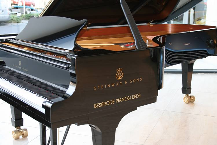 Besbrode Pianos