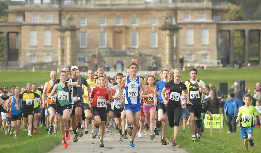 Bramham Park Fun Run 2020