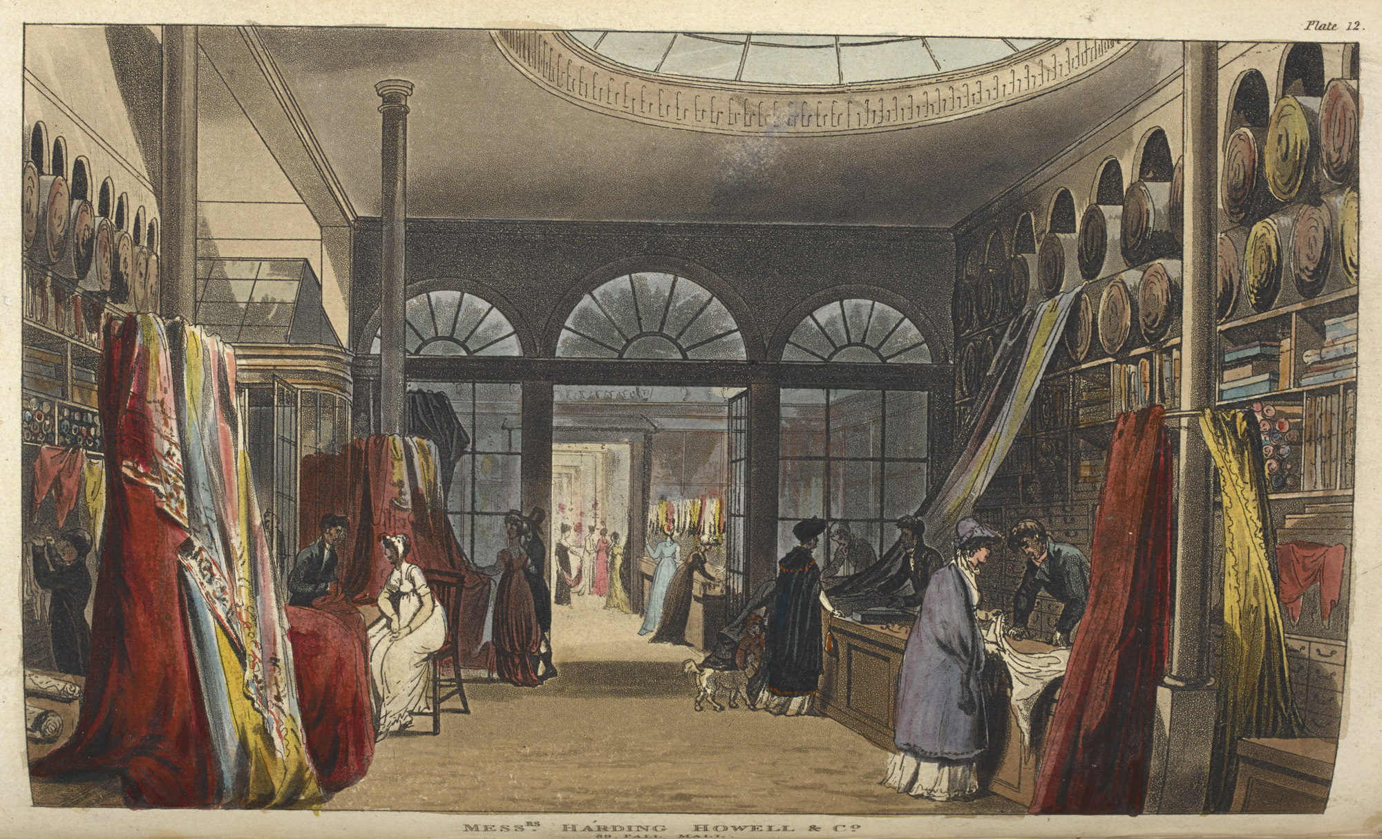 Museum Talk: Consuming Passions – Experiences of Shopping in Georgian England