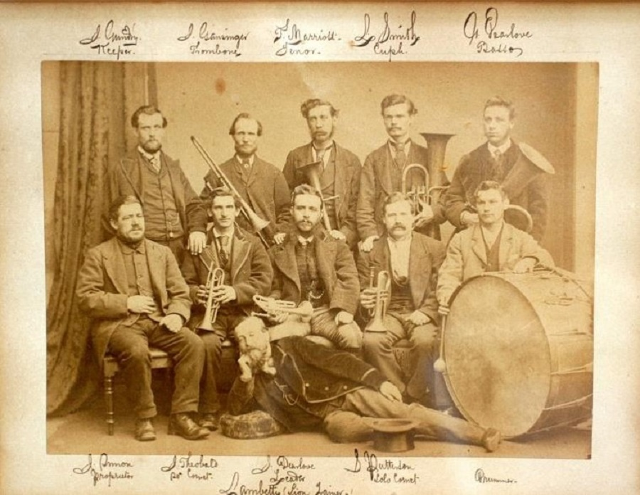The Dearlove Family: A Leeds Dynasty of Musicians and Makers