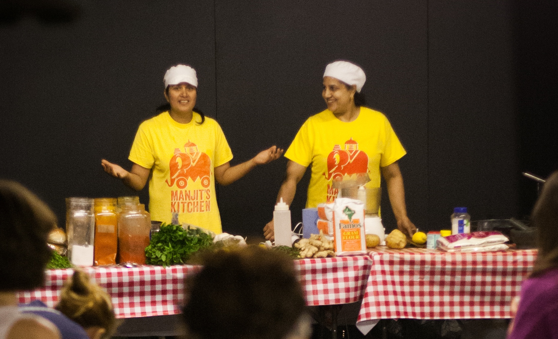 Cultural Community College – Cook with Manjit