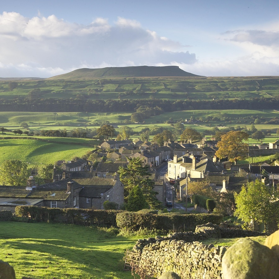Askrigg, Yorkshire Dales - credit Welcome to Yorkshire