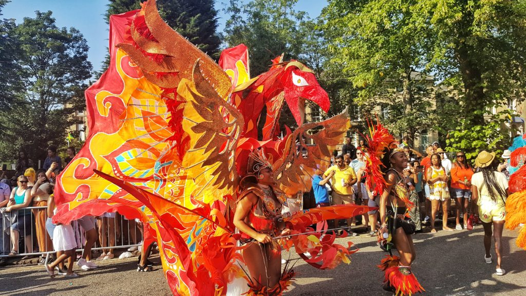 Leeds West Indian Carnival.