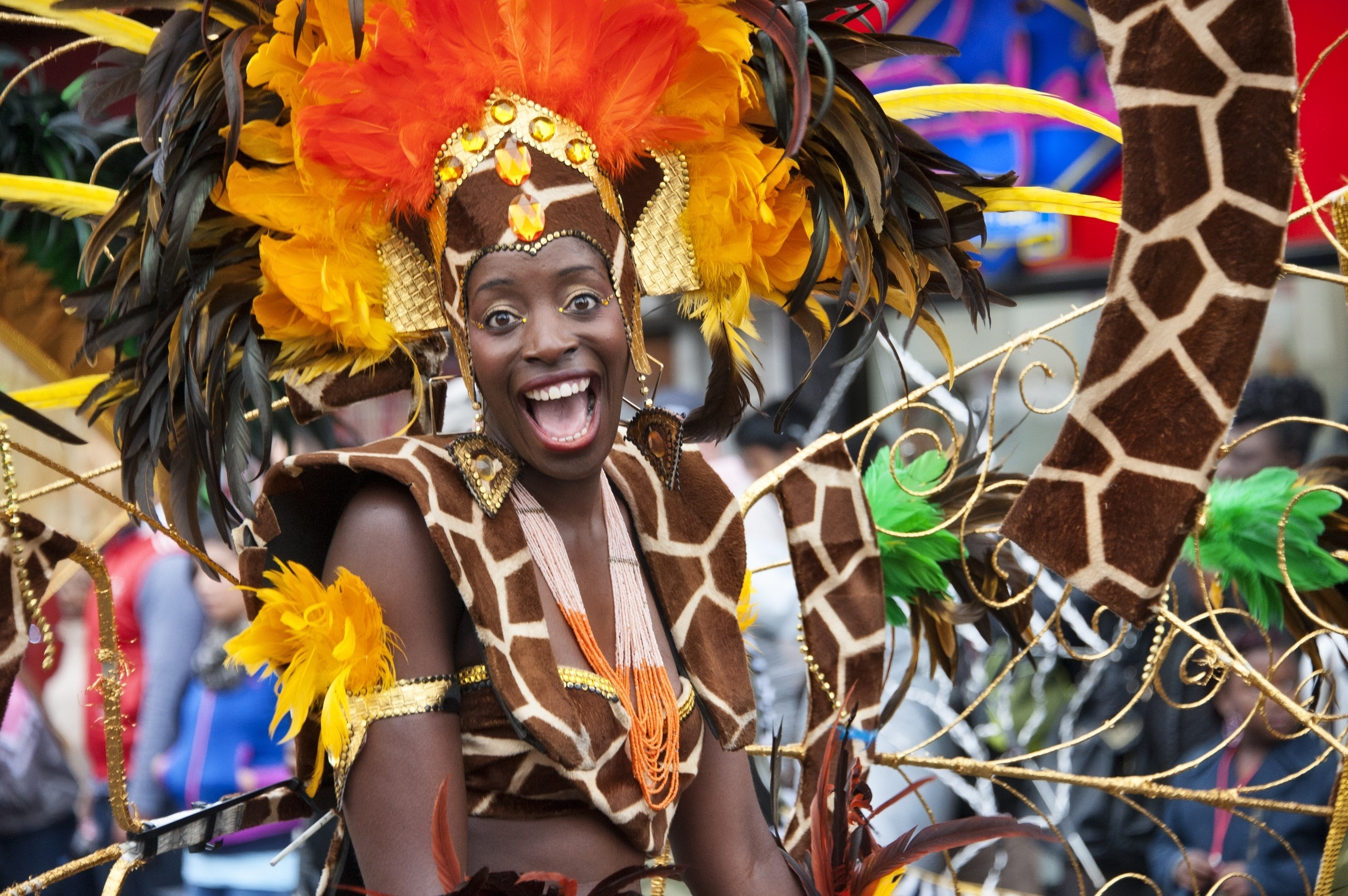 West Indian Carnival, credit Terry Jeavons