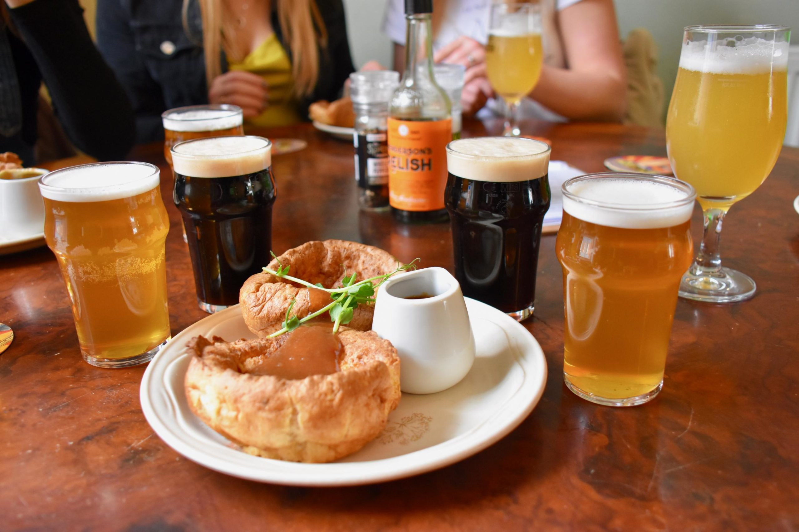 Leeds Food Tours: Local Leeds