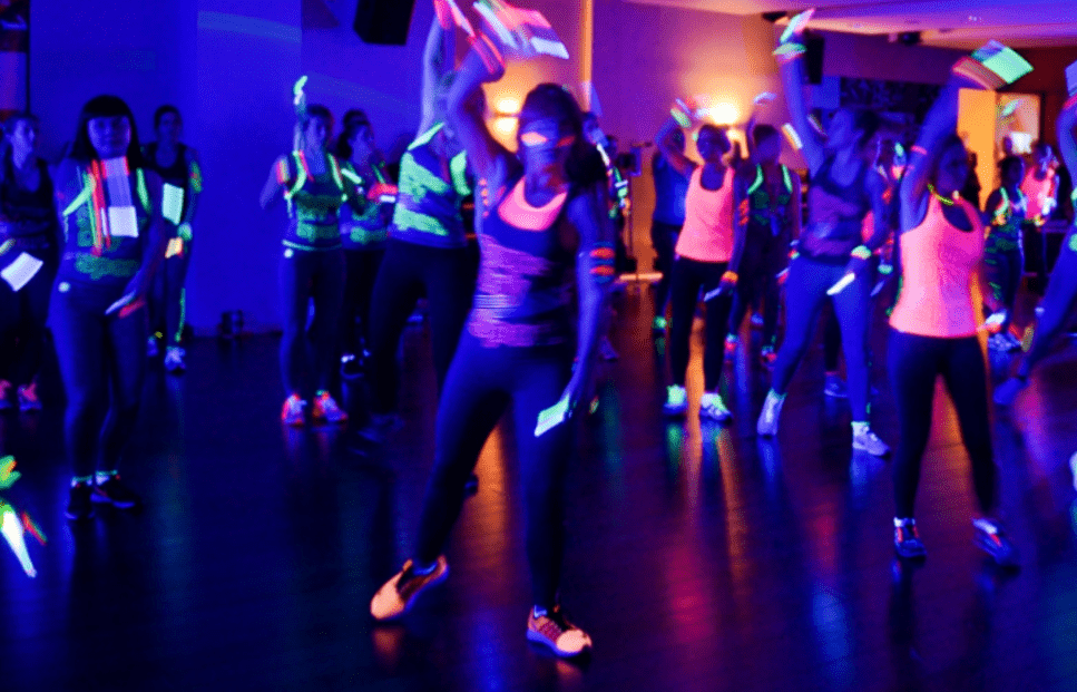Clubbercise Online