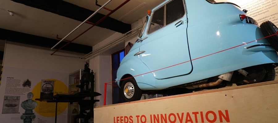Leeds to Innovation