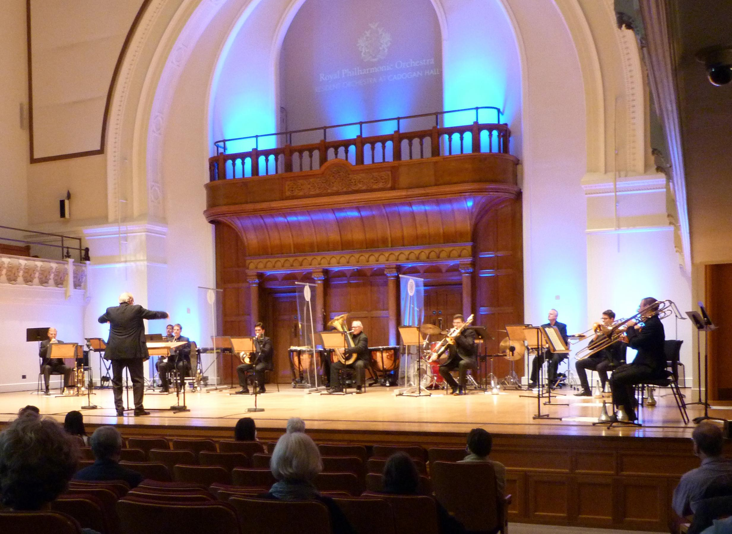 Brass and Percussion of the Royal Philharmonic Orchestra