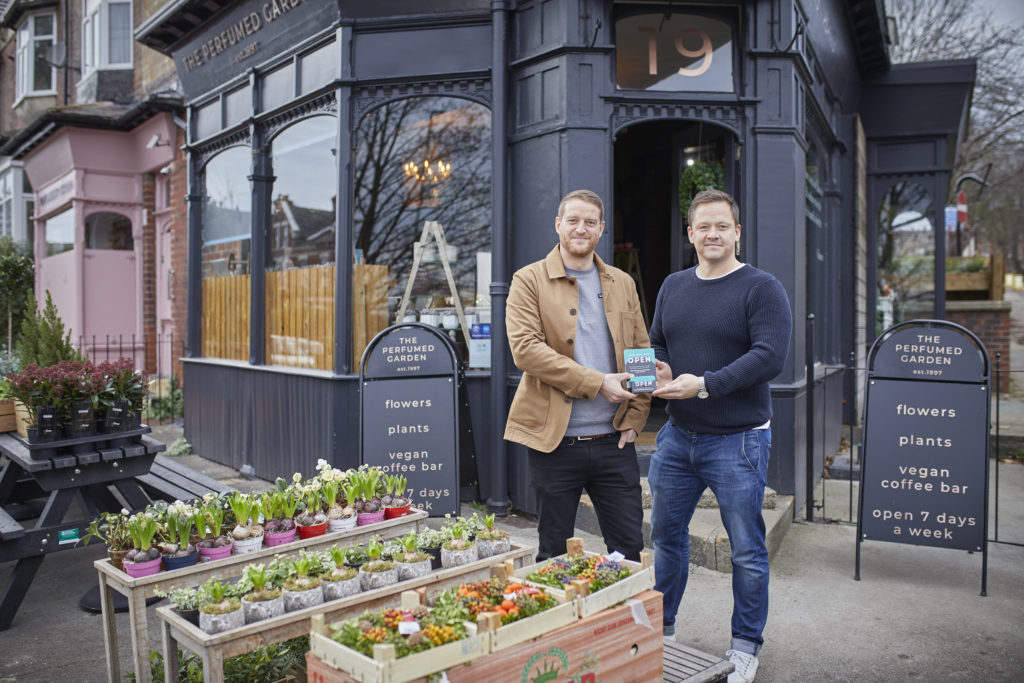 OPEN Gift Card Founders - Tim Rooke and Paul Lenihan,