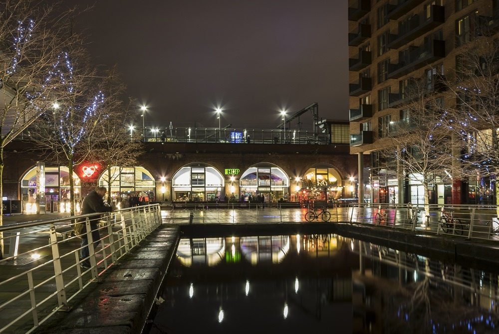 Granary Wharf - credit Carl Milner Photography for Visit Leeds