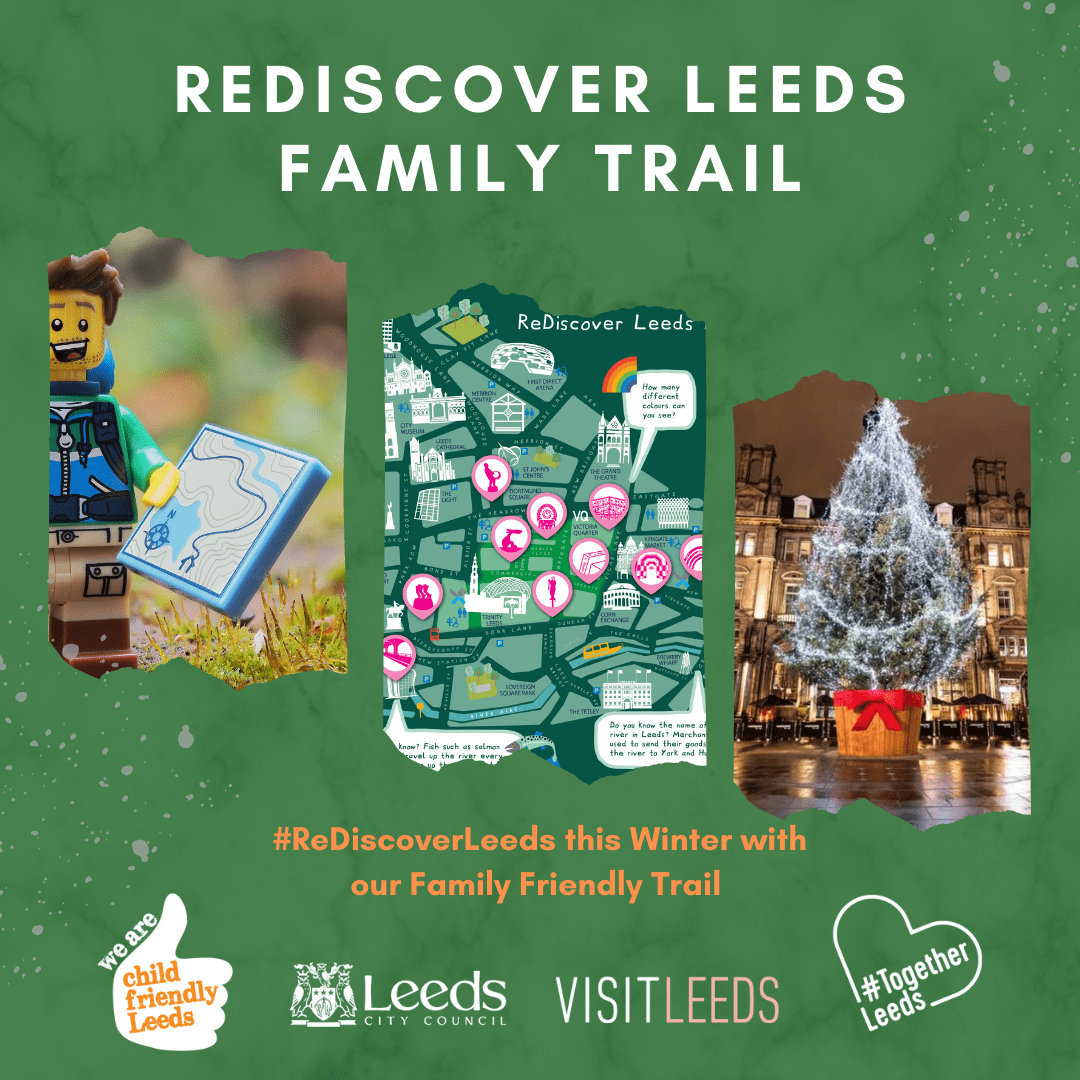 ReDiscoverLeeds Family Trail