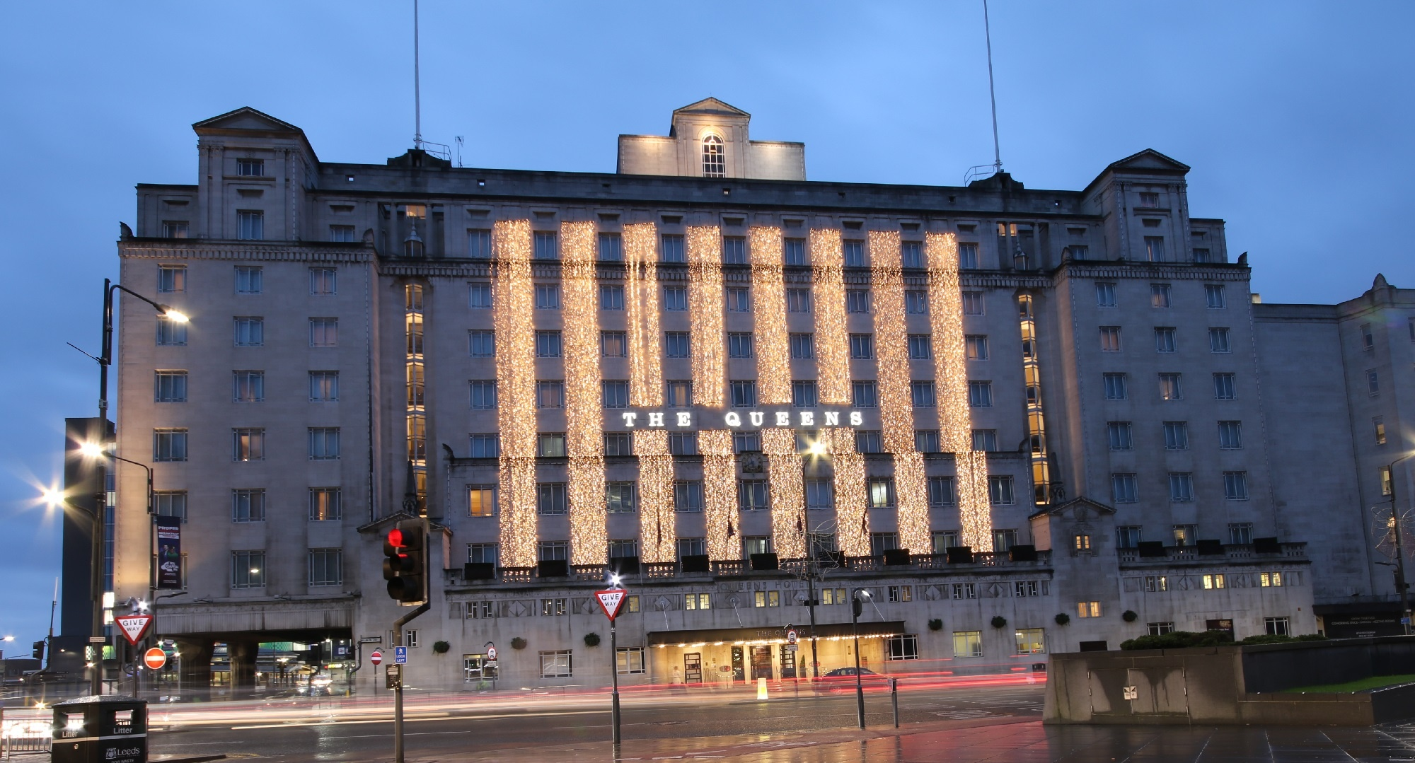 The Queens Hotel - credit Carl Milner for Visit Leeds