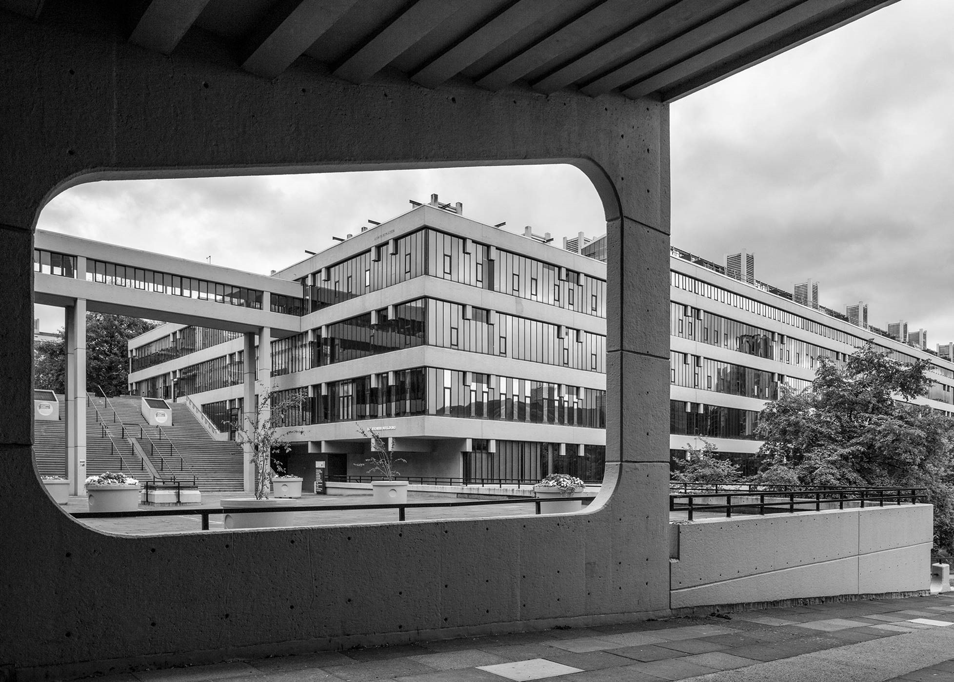 Brutal North: An Exploration of Brutalist Buildings in the North of England